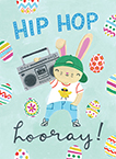 HIP HOP EASTER - Available to ship 12/16/2020.