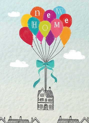 NEW HOME BALLOONS