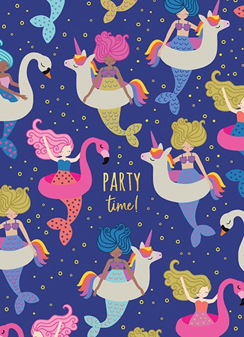 PARTY MERMAIDS