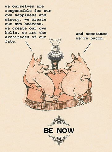 BE NOW